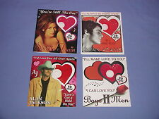 ANNIVERSARY/BIRTHDAY/VALENTINES DAY LOVE/ROMANTIC MUSIC CD GREETING GIFT CARDS