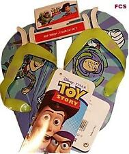 Disney Toy Story & Cars McQueen Flip Flops Sandals Beach Shoes summer Flip Flop