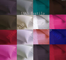 Plain Dyed Fitted Sheet Bed Sheet all sizes & Colors  4 Sizes ~ Free UK DeliverY