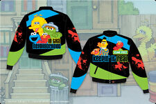 sesame group JH nascar style kids youth toddler