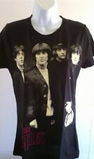 THE BEATLES WOMENS ROCK BAND T-SHIRT NEW SM MED LG XL JOHN
