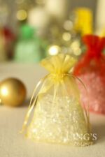 """4""""x6"""" Organza Wedding Party Favor Candy Gift Bags Sheer Jewlery Colorful Pouch"""