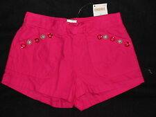 NWT GYMBOREE BATIK SUMMER PINK JEWEL SHORTS