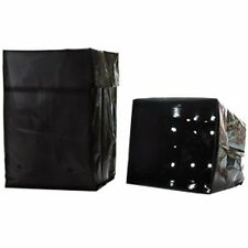 Grow Bags 1 2 3 5 7 10 Gal Gallons - hydroponics soil container garden pots