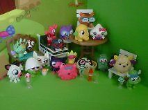 Brand New Moshi Monsters Figures Series 1 - (J - W)