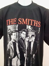 THE SMITHS T-SHIRT RARE MENS BAND T-SHIRT NEW SIZE SM MED LG XL NEW