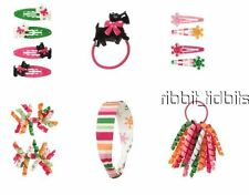 NWT Gymboree CHEERY ALL THE WAY Hair Accessories U Pick