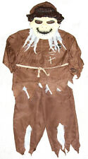 Halloween Zombie Fancy Dress Costume Party Scarecrow Monster Ghost & Mask NEW