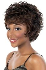 GLAM BY MOTOWN TRESS SYNTHETIC HAIR WIG SHORT SOFT CURL FULL BACK STYLE