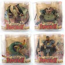 Various Mcfarlane's Fantasy Legend of The Bladehunters Action Figures UK Seller