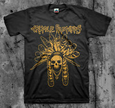 Cripple Bastards 'Indian' T shirt (Napalm cryptic slaughter grindcore)