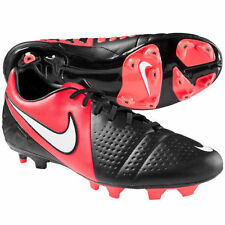 Nike CTR 360 Libretto III FG 2013 Soccer Shoes Brand New  Black / Red / White