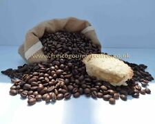 4 x 500g Coffee beans Flavoured, Normal Roast, Decafeinated coffee or ground