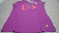 Official adidas London 2012 Olympics Women's Purple T-Shirt, Size: 12