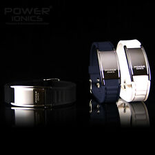 New Titanium Magnetic Power 2000 Ionics Bracelet Band Balance Body Free Shipping