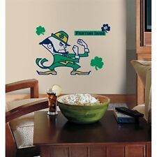 University of Notre Dame Giant Peel & Stick Removable Wall Decal Sticker