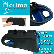 Wrist Brace Support Carpal Tunnel Orthotic Quality Professional Splint Stabilize