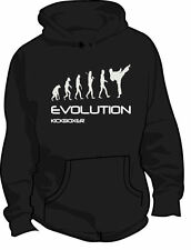 KICKBOXING EVOLUTION MARTIAL ARTS STREET FIGHTER  HOODIE ALL SIZES & COLOURS
