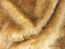 Faux Fur Fabric Material - WOLF