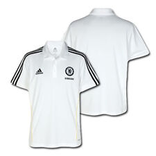 adidas Chelsea  FC 2011-2012 ClimaLite Travel Soccer Polo White Brand New