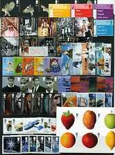 MINT COMMEMORATIVES / MINIATURE SHEETS 1990 - 2009 Commemorative YEAR SETS / MNH