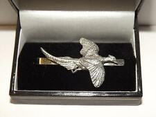 Animal / Fish Pewter Tie Clip (Slide) gift boxed