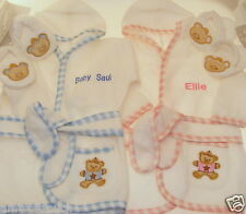 Personalised dressing gown, Bath robe, Baby gift for Boy, Girl