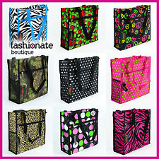 Tote Bags Shoppers Diaper Travel Carry Dance Cheer Overnight Gym 30+ Designs