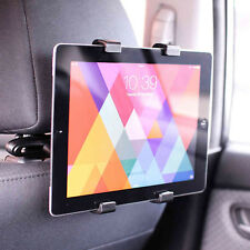 360 Degree Swivel Car Headrest Mount Holder Cradle For All Tablets 16cm To 25cm