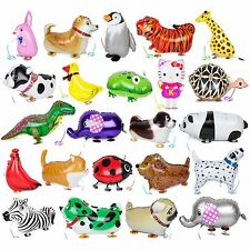 Animal Walking Balloon Elephant Giraffe Dog Cow Cat Frog Pig Zebra Frog Panda