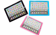 Y-pad Learning Table Toy Machine Alphabet Number Tablet English Computer Kids