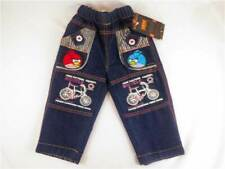 Chrildrens Jeans Boys Toddler Baby Kids Trousers Pants Various Sizes Brand New