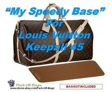 BASE SHAPER FOR LOUIS VUITTON KEEPALL 45, BANDOULIERE 45 & SPEEDY VOYAGE 45