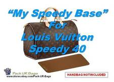 BASE SHAPER FOR LOUIS VUITTON SPEEDY 40 & NEVERFULL GM