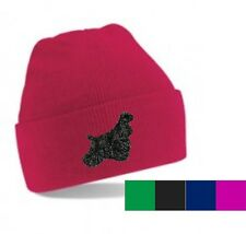 American Cocker Spaniel Beanie Hat Embroidered by Dogmania