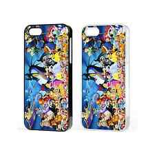 Disney Character Villains Case Cover For iPhone iPod Samsung Galaxy Sony Xperia