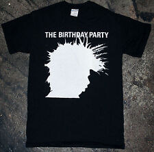 THE BIRTHDAY PARTY T Shirt nick cave bad seeds grinderman crime city stereo