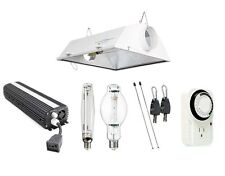 400w Electronic Digital Ballast HPS MH Grow Light System Hydroponics 120/240v