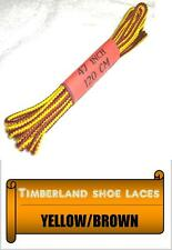 "ON SALE Timberland LACES 47"" 120CM SHOELACE MADE IN TAIWAN(S-8-1~~S-8-8)"
