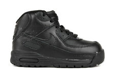 Nike Little Max 90 317217 004 New Toddler Blacks Boots Shoes
