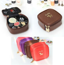 Shinzi Katoh - Jenny Mini Makeup Pouch Cosmetics Case Travel Accessory Organizer