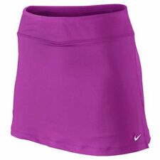 Nike Womens Dri Fit Power Knit Tennis Skirt /Skort Magenta 405195-521