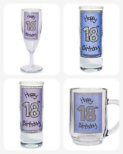 18th BIRTHDAY GIFTS Eighteenth KEEPSAKE For Him Her Girls Boys Mens Male Present