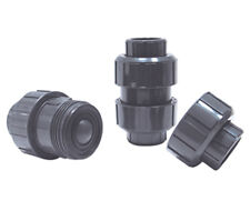 Ball Check Valve Threaded Ends Non-Return DIY Pipe & Fittings  NEXT DAY DELIVERY