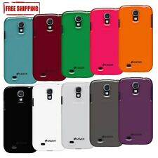 AMZER SOFT GEL TPU GLOSS SKIN CASE COVER FOR SAMSUNG GALAXY S4 S 4 GT-I9500