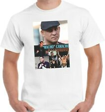 HECTOR 'MACHO' CAMACHO T-SHIRT IN TRIBUTE - PHOTO COLLAGE