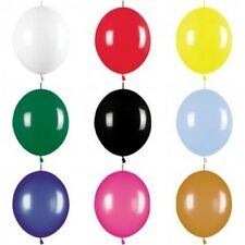 "50 12"" Link-O-Loon Balloons Link-O-Loons  Ballloon Arch (2 bags of 25)"