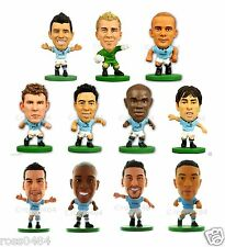 Manchester City FC SoccerStarz Figures Players Football Figurines Official Gift