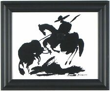 BULLFIGHT I   Framed Pablo Picasso Art Print   Wall Decor  Artwork Picture