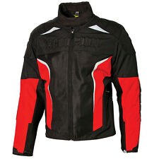 Scorpion Hat Trick II Motorcycle Riding Jacket Red